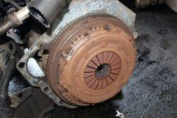 Koło zamachowe sprzęgło Chrysler Grand Voyager 2003 2.5CRD