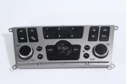 Radio panel nawiewu Nissan Almera N16 2004 1.5DCI
