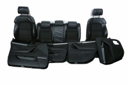 Fotel fotele kanapa tapicerka Audi A3 8P 2003-2013 Sportback (S-line)