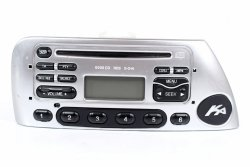 Radio 6000CD Tuner LHD Ford Ka 1996-2008