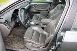 Fotel fotele kanapa tapicerki Audi A4 8E B6 2002 Sedan