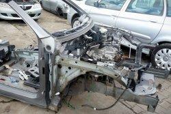 Ćwiartka przód prawa Volkswagen Touareg 7P 2012 (Kod lakieru: LM7W)