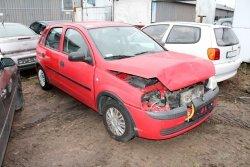 Opel Corsa C 2001 1.0 Z10XE Hatchback 5-drzwi