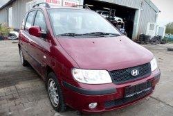 Przekładnia kierownicza Hyundai Matrix FC Lift 2008 1.6MPI G4ED