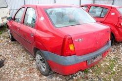 Klapa bagażnika Dacia Logan 2005 Sedan (Kod lakieru: O21C)