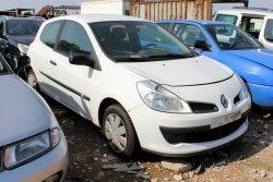 Drzwi przód prawe Renault Clio III 2006 3D