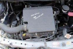Silniczek wspomagania kolumna kierownicza Daihatsu Sirion 2007 1.3i 5D