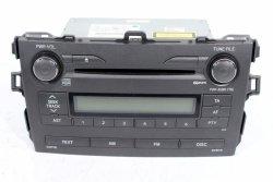 Radio Toyota Corolla E15 2007