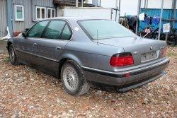 Szyba tył BMW 7 E38 1994 Sedan
