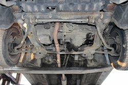 Sanki ława silnika Daihatsu YRV 2001 1.3i