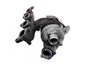 Turbosprężarka VW Golf VI 5K 2008-2013 1.6TDI