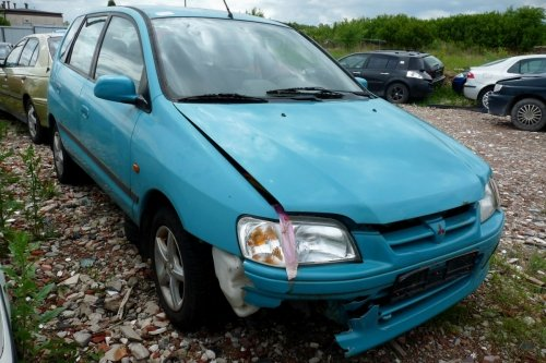 Mitsubishi Space Star DG0 1999 1.3i 4G13 Minivan