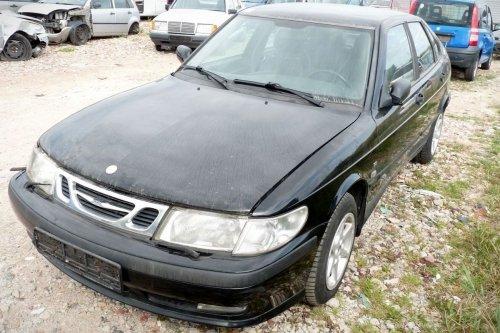 Saab 9-3 YS3D 2000 2.0i Hatchback 5-drzwi