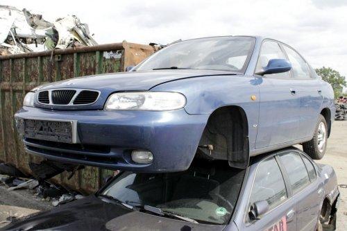 Daewoo Nubira 1999 1.6i Sedan