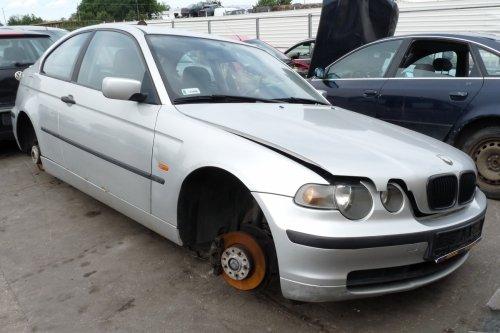 BMW 3 E46 2002 1.8i N42 Compact