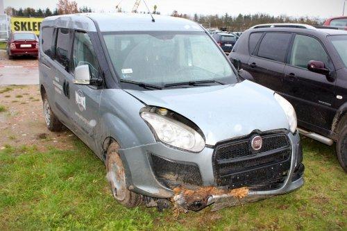 Fiat Doblo 2011 1.6D