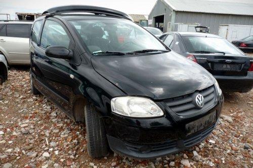 VW Fox 5Z 2005 1.2i BMD Hatchback 3-drzwi
