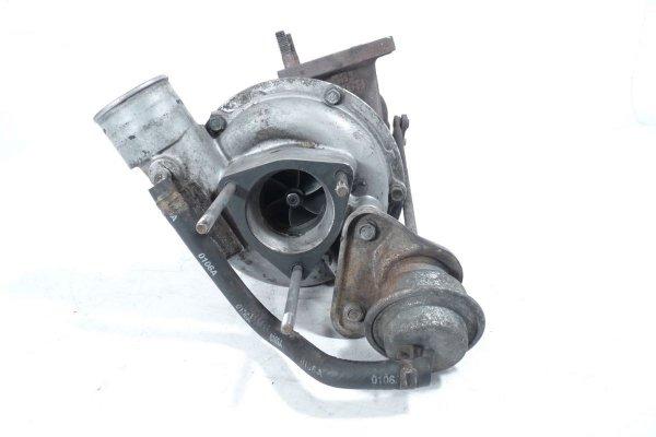 Turbosprężarka Hyundai Terracan 2001 2.9CRDI