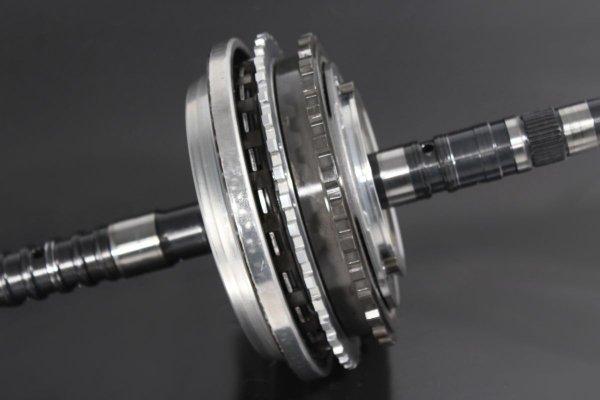 Przekładnia planetarna wał główny skrzyni biegów 8HP55 NVF Audi A7 C7 2012 3.0TDI
