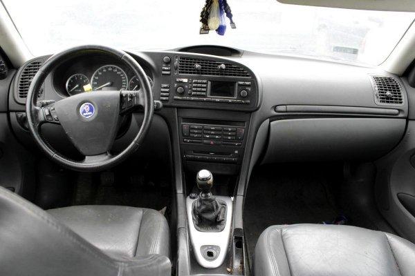 Półoś przód lewa Saab 9-3 YS3F 2002 2.0T Sedan