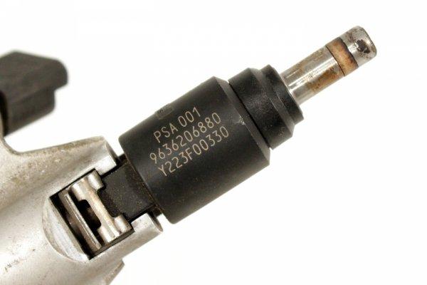Listwa wtryskowa Citroen C5 2001 2.0HPI