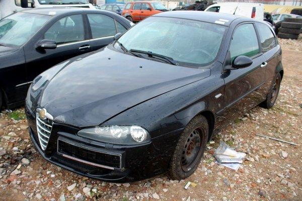 Alfa Romeo 147 2007 1.9JTD 937A3000 Hatchback 3-drzwi