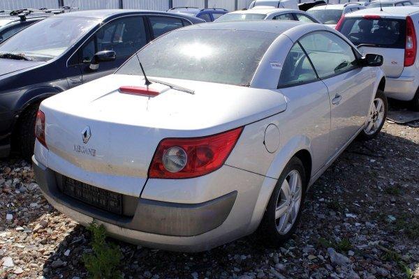 Renault Megane CC 2004 1.9DCI F9Q800