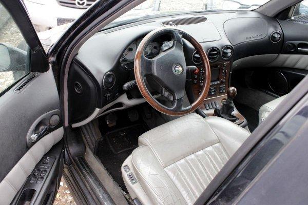 Dmuchawa nawiewu Alfa Romeo 166 2002 2.4JTD Sedan