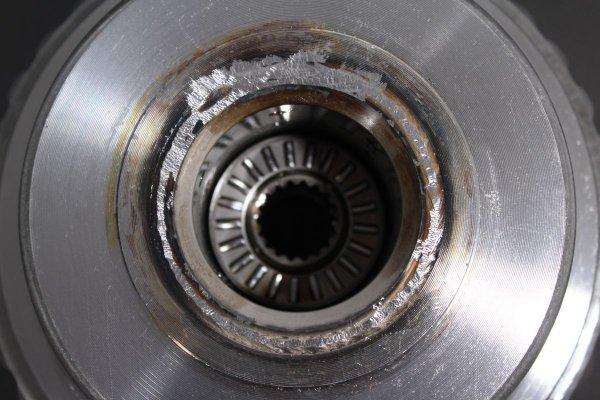 Kosz sprzęgłowy 3/4 REVERS skrzyni biegów JF506E Ford Mondeo MK3