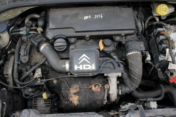 Skrzynia biegów 20CQ63, 20CN33, 20CP54 Citroen C2 2005 1.4HDI