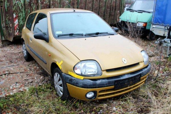 Skrzynia biegów Renault Clio 1999 1.4