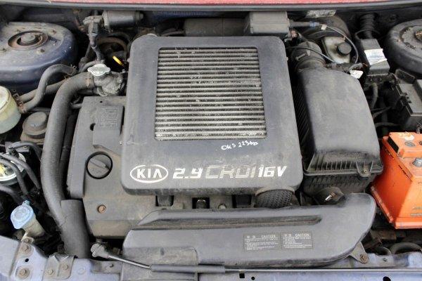Silnik Kia Carnival 2002 2.9CRDI J3