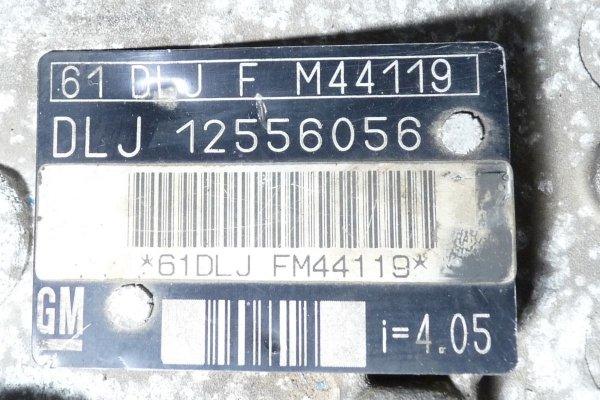 Skrzynia biegów Opel Sintra 1996-1999  2.2i 16V X22XE