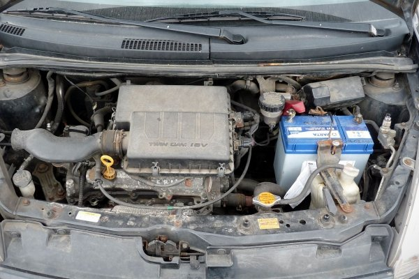 Silnik Daihatsu Sirion M3 2010 1.5i 3SZ-VE