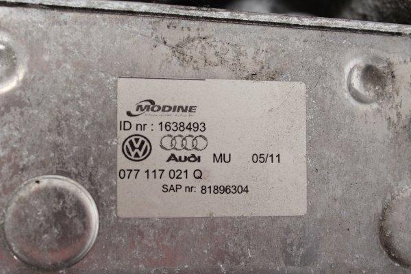 Podstawa obudowa filtra oleju VW Phaeton GP3 2010-2014 4.2 V8
