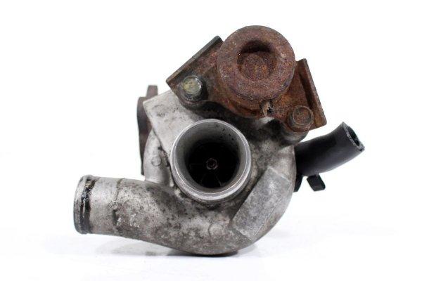 turbina - turbosprężarka - opel - zdjęcie 2