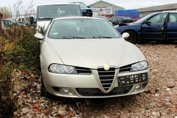 Maska Alfa Romeo 156 Lift 2003 Sedan