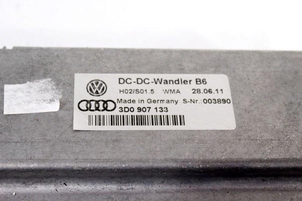 Moduł sterownik DC-DC VW Phaeton GP3 2011 4.2 V8