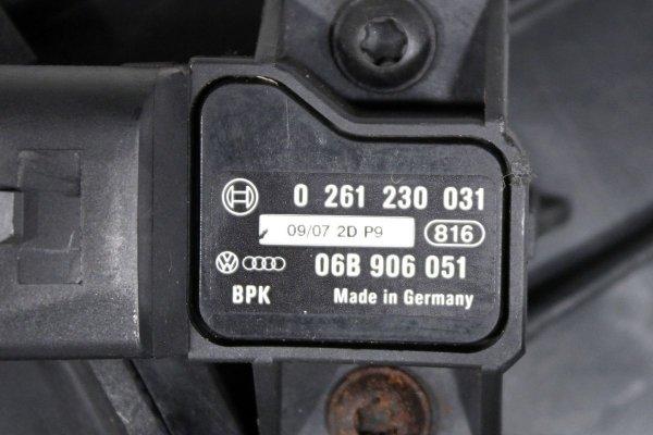 kolektor ssący - skoda - octavia - zdjęcie 8