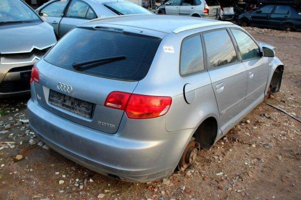 Audi A3 8P 2008 2.0TDI BMM Sportback