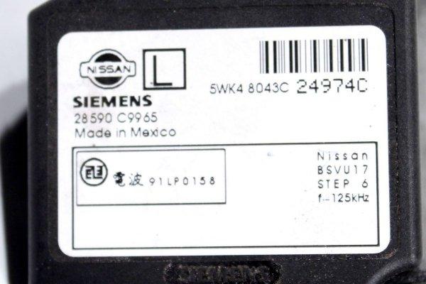 komputer silnika - stacyjka - nissan - primera - zdjęcie 10