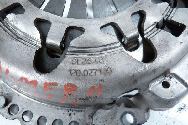 Sprzęgło koło zamachowe Nissan Almera N16 2005 1.5i 16V