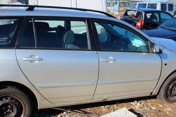 Toyota Corolla E12 2006 2.0D4D 1CD-FTV Kombi