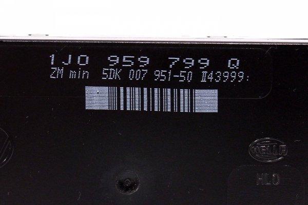 Moduł komfortu Skoda Octavia 1U 2000-2004 (1J0959799Q)