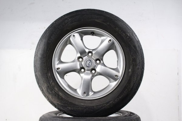 Felgi aluminiowe alufelgi R16 5x115 Mazda Tribute EP Lift 2004