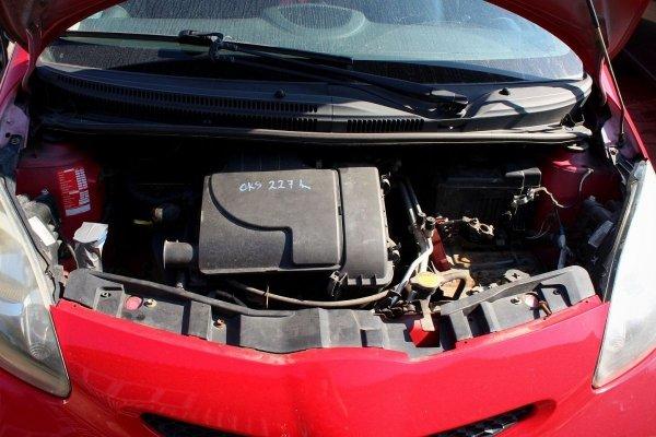 Reflektor lewy Toyota Aygo 2005 Hatchback 5-drzwi