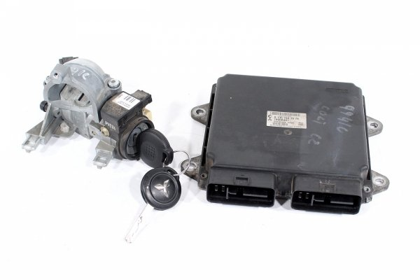 komputer silnika - stacyjka - mitsubishi - colt - zdjęcie 1