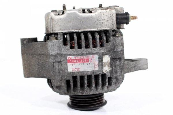 alternator - suzuki - baleno - ignis - grand vitara - juimny - wagon - zdjęcie 1