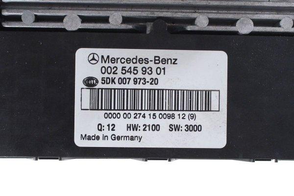 Moduł SAM - Mercedes - C-klasa - zdjęcie 3
