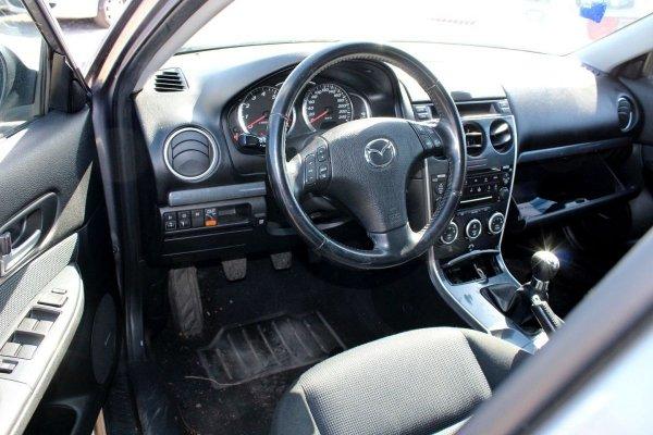 Maska Mazda 6 GG 2005 Liftback